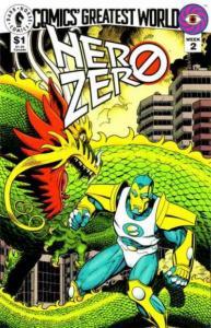 Comics' Greatest World: Vortex #2, NM (Stock photo)
