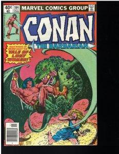Conan the Barbarian #104 (Marvel, 1979)