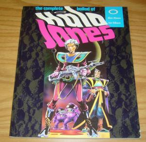 Complete Ballad of Halo Jones SC FN alan moore - ian gibson - titan comics 1991