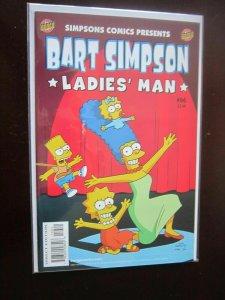 Bart Simpson Ladies Man #66 - VF - 2011