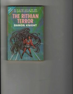 3 Books The Rithian Terror Juvenile Jungle Officers' Plot to Kill Hitler JK14