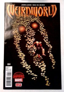 WeirdWorld (1st Series) #5 Marvel 2015 VF/NM Comic Book 1st Print