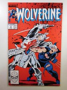 Wolverine #2 (1988) VF+