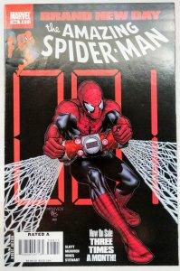 The Amazing Spider-Man #548 (NM-, 2008)