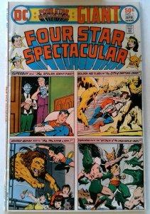 Four Star Spectacular #1 DC 1976 VF Bronze Age Comic Book Superboy Reprints