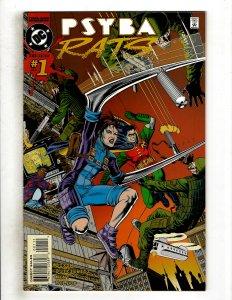 The Psyba-Rats #1 (1995) OF43