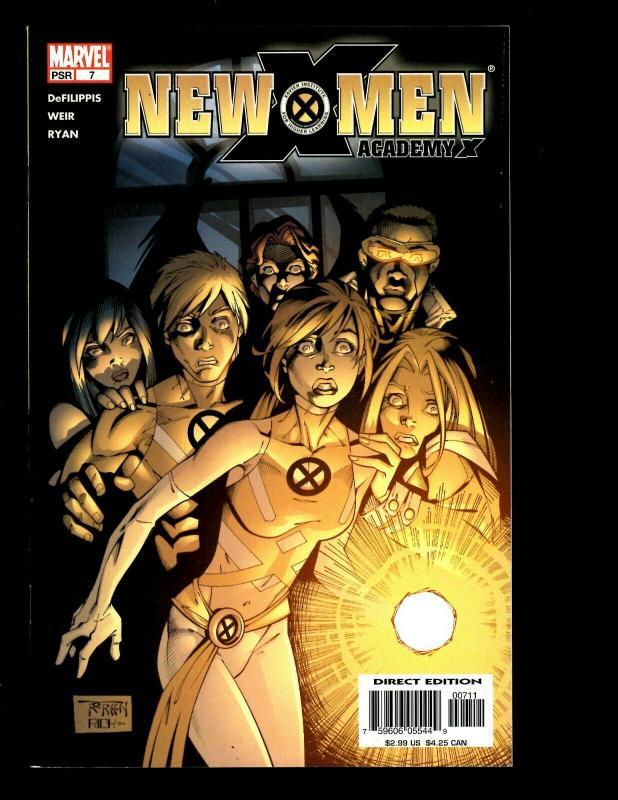 Lot Of 12 New X-Men Marvel Comics # 1 2 3 4 5 6 7 8 9 10 11 12 Wolverine X23 SM4