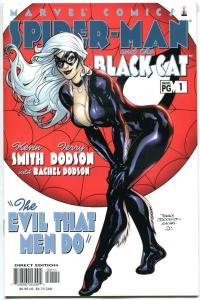 SPIDER-MAN & BLACK CAT #1 2 3-6, +Con Prev (x3), NM+, Kevin Smith,more in st
