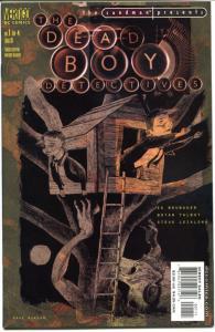 DEAD BOY DETECTIVES #1 2 3 4, NM+, Bryan Talbot, Sandman, 2001, Vertigo