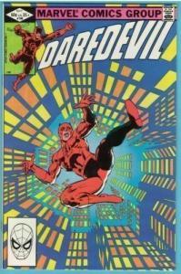 Daredevil 186 Sep 1982 NM- (9.2)