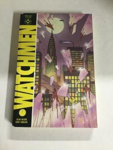 Watchman Vf/Nm Very Fine/Near Mint DC Comics First Print SC TPB