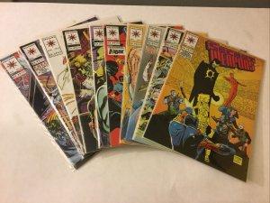 Secret Weapons 1-21 Nm- Near Mint- Valiant Comics