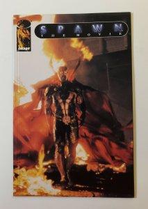 Spawn The Movie Prestige Format First print Image Comics 1997 VF/NM