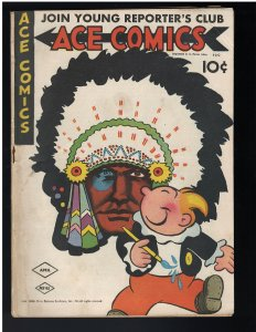 Ace Comics #84 (David McKay Publications, 1945) FN