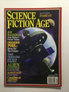 Science Fiction Age September 1994 Magazine Near Mint Nm Sovereign Media