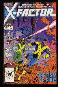 X-Factor (1986) #1 NM- 9.2
