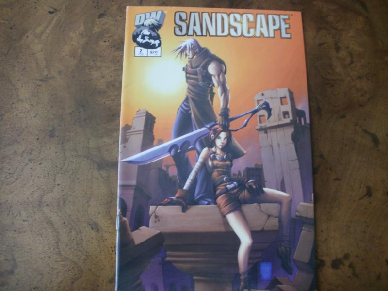 Sandscape #2 (Dreamwave DW) 2003