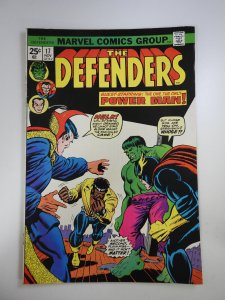 The Defenders #17 (1974)
