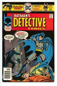 Detective Comics #459-Batman-comic book DC 1976 VF/NM