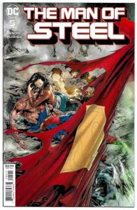 Man Of Steel #5 Superman (DC, 2018) VF/NM