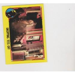 1990 Topps DICK TRACY-DROPPING TESS OFF #42