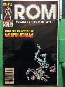 Rom Spaceknight #61