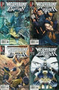 WOLVERINE PUNISHER REVELATION (1999) 1-4  COMPLETE!