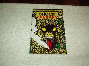 Harrier Comics presents SHOCK THERAPY #1, December 1986 New, Unread