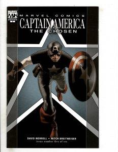 Captain America: The Chosen #5 (2007) OF23