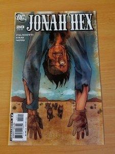 Jonah Hex #20 ~ NEAR MINT NM ~ (2007, DC Comics)