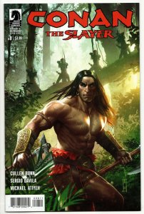 Conan The Slayer #8 (Dark Horse, 2017) NM