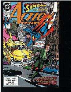 Action Comics #650 (DC, 1990)