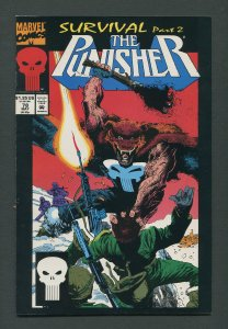 Punisher #78 / 9.0 VFN-NM - 9.2 NM-  May 1993