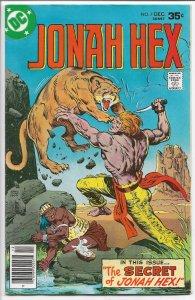 Jonah Hex #7 - Bronze Age - (VF) Dec. 1977