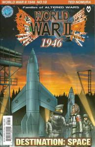 World War II: 1946 #10 VF/NM; Antarctic   save on shipping - details inside