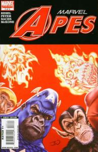 Marvel Apes #3 VF/NM; Marvel | save on shipping - details inside