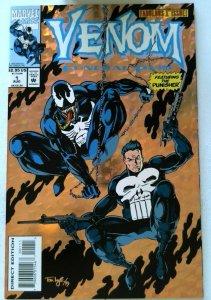 Venom Funeral Pyre #1 Marvel 1993 NM 1st Printing Comic Book