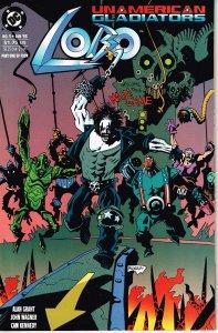 Lobo: Unamerican Gladiators #1 (1993)