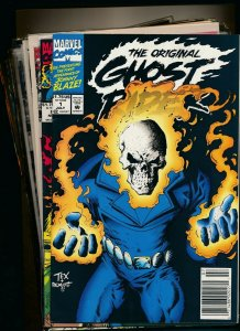 Marvel Comics Large Lot!! GHOST RIDER (see scans for issue #'s) VF+ (PF873)