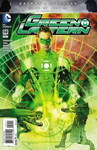 GREEN LANTERN  (2011 DC COMICS) #50 NM