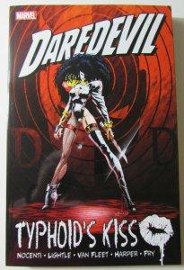 Daredevil Typhoid's Kiss Marvel Comics  HUGE Graphic Novel TPB Comic Book