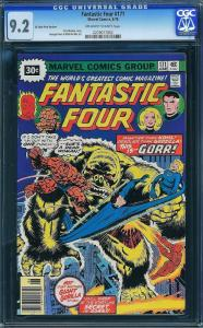 Fantastic Four #171 Price Variant (Marvel, 1976)