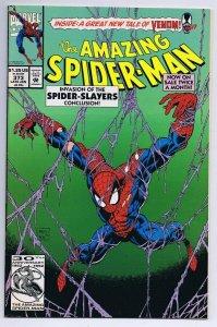 Amazing Spider-Man #373 ORIGINAL Vintage 1993 Marvel Comics