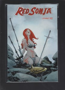 Red Sonja #24 Cover A