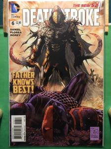 Deathstroke #6 The New 52