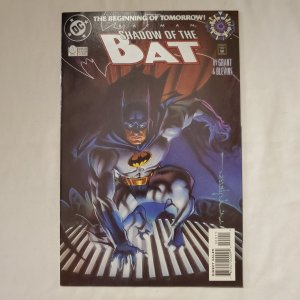 Batman Shadow of the Bat 0 Near Mint- Painted cover by Brian Stelfreeze