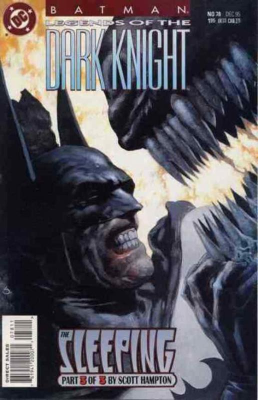 BATMAN LEGENDS OF THE DARK KNIGHT 76-78 The Sleeping