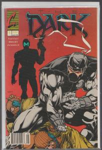 THE DARK #1 - CONTINUM  COMICS, BAGGED,& BOARDED