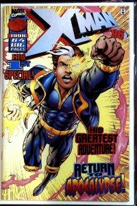 X-Man '96 #1 (1996)