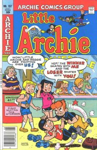 Little Archie #157 VG; Archie | low grade comic - save on shipping - details ins